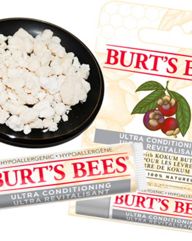 Kokum butter_Burt's Bees Ultra Conditioning Lip Balm