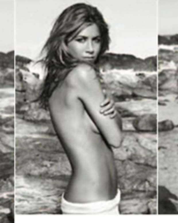 Jennifer Aniston_topless photos for Lolavie campaign