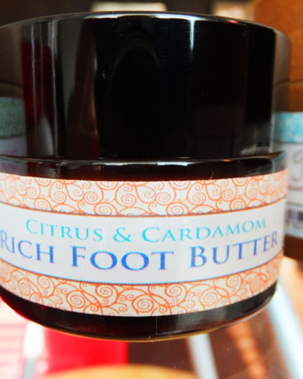 Pretty Rich Foot Butter_Citrus & Cardamom