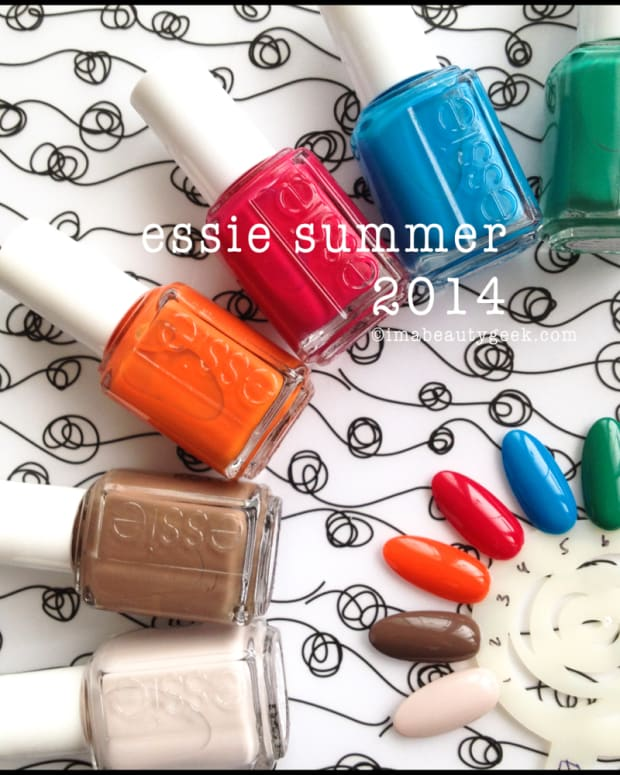 Essie Summer 2014