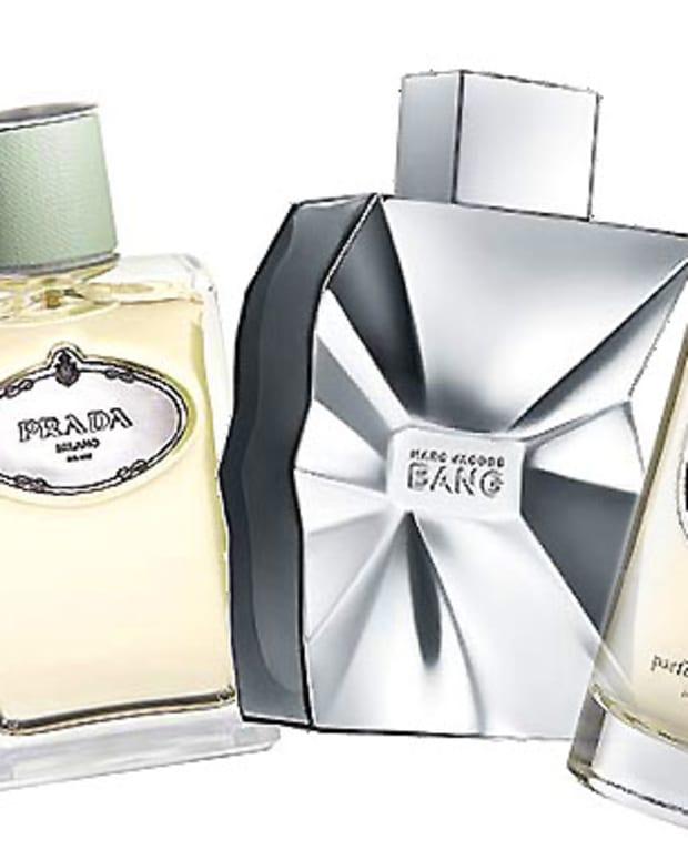 Prada Infusion d'Iris_Marc Jacobs Bang_Diptyque Feu de Bois Parfum d'Interior
