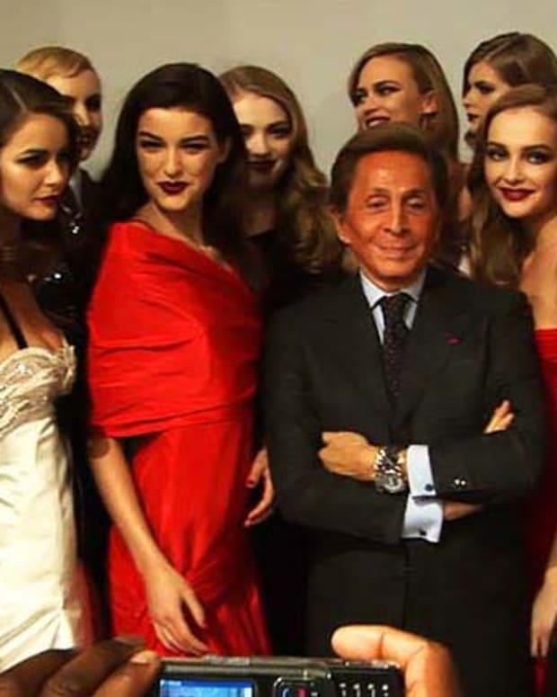 Valentino&Models