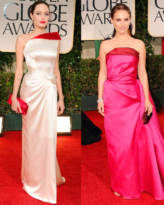 Angelina Jolie_Natalie Portman_Golden Globes 2012
