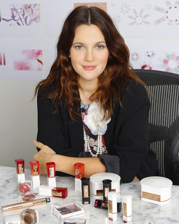 Drew Barrymore makeup line_Flower_Walmart