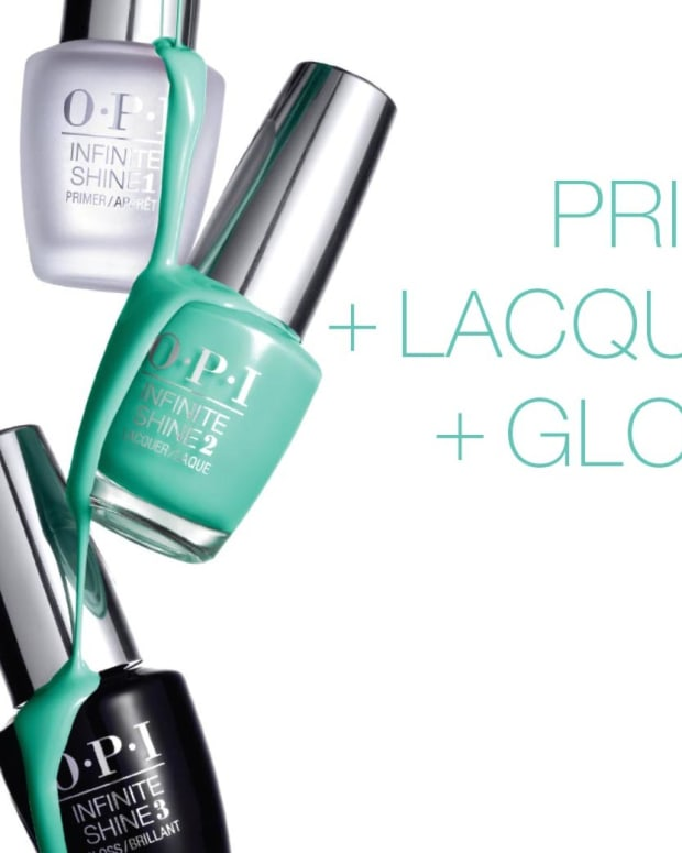 OPI Infinite Shine Spring 2015