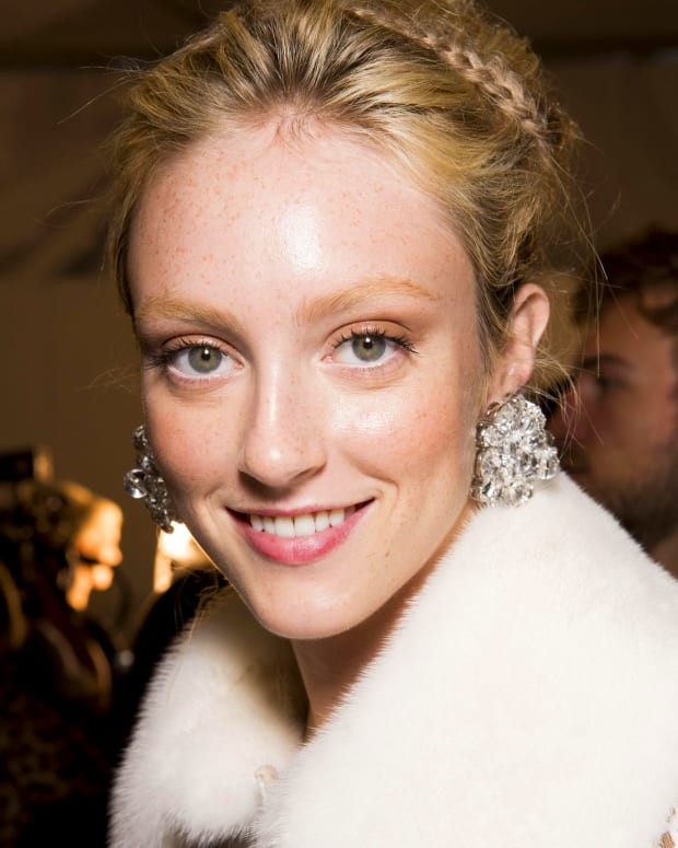 beauty resolutions 2015_ermanno scervino backstage beauty