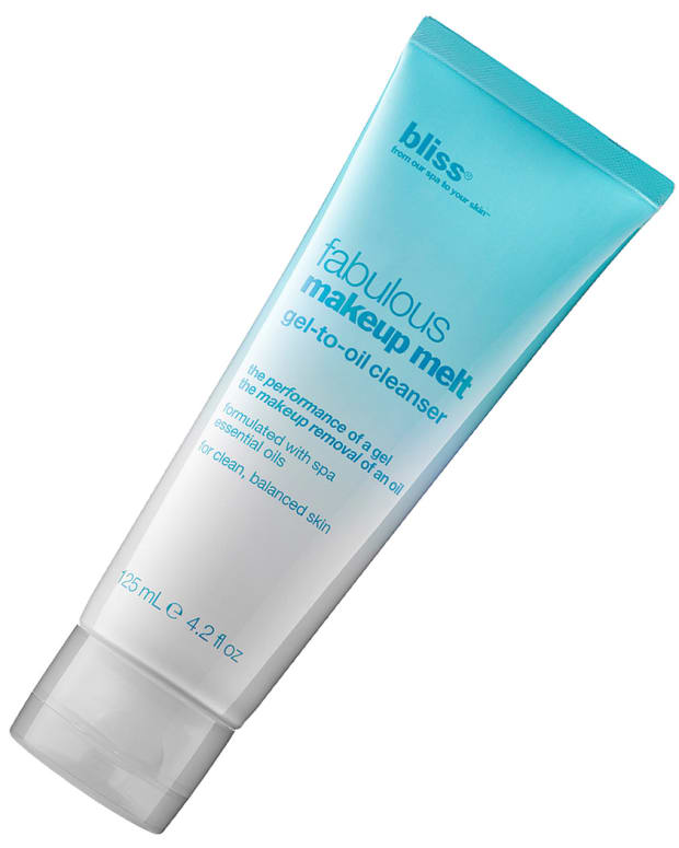 Bliss Fabulous Makeup Melt Gel to Oil cleanser.jpg