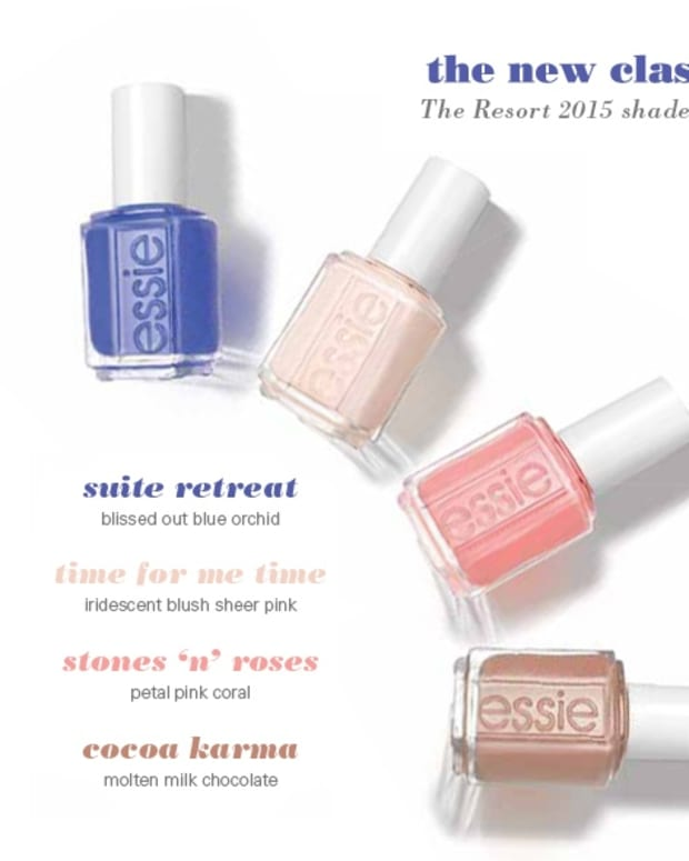 Essie Resort 2015 Swatches