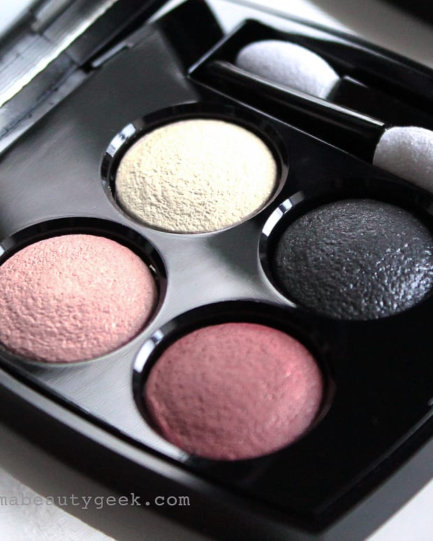 Chanel Les 4 Ombres Multi-Effect Quadra Eyeshadow in Tissé Paris