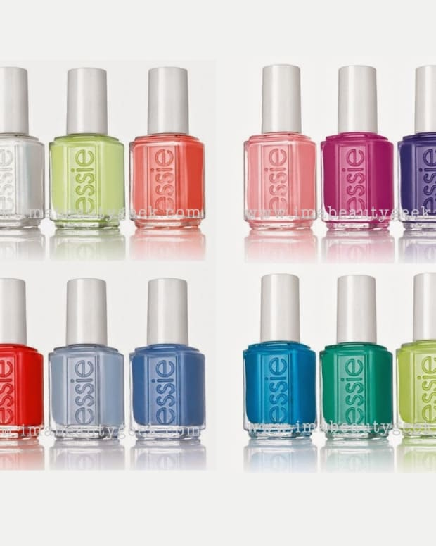 ESSIE HOLIDAY GIFT SET 2015 - Beautygeeks