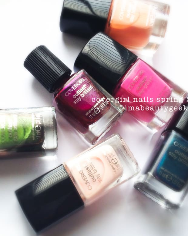 CoverGirl Nails Spring 2015_Header Beautygeeks