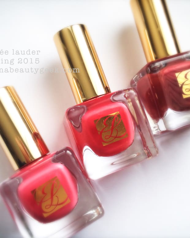 Estee Lauder Spring 2015 Polish_Beautygeeks