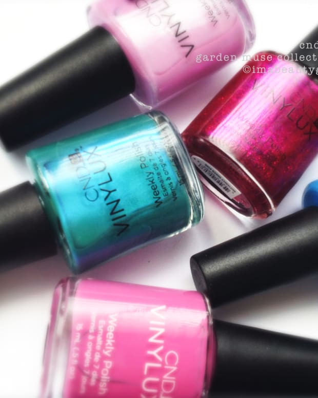CND Vinylux Garden Muse Collection 2015