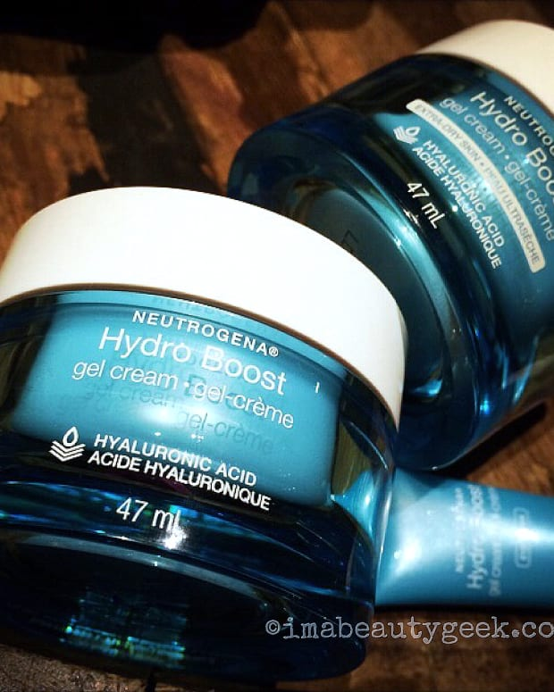 Neutrogena Hydro Boost Gel Cream Extra Dry Skin and Eye Gel