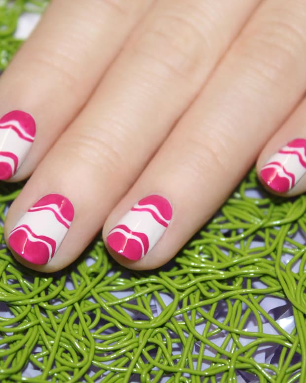 JINsoon Little Easter Eggs manicure nail art promo