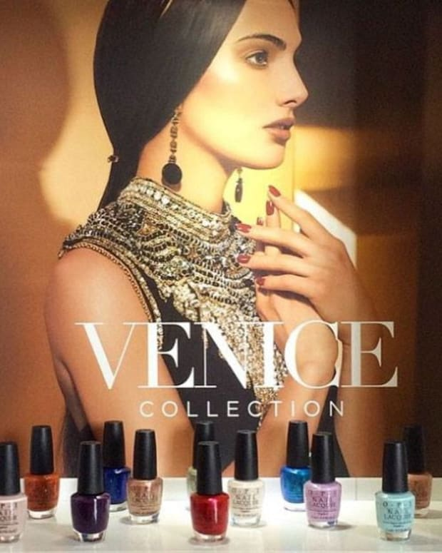 OPI Venice Collection Beautygeeks OPIItaliaInstagram