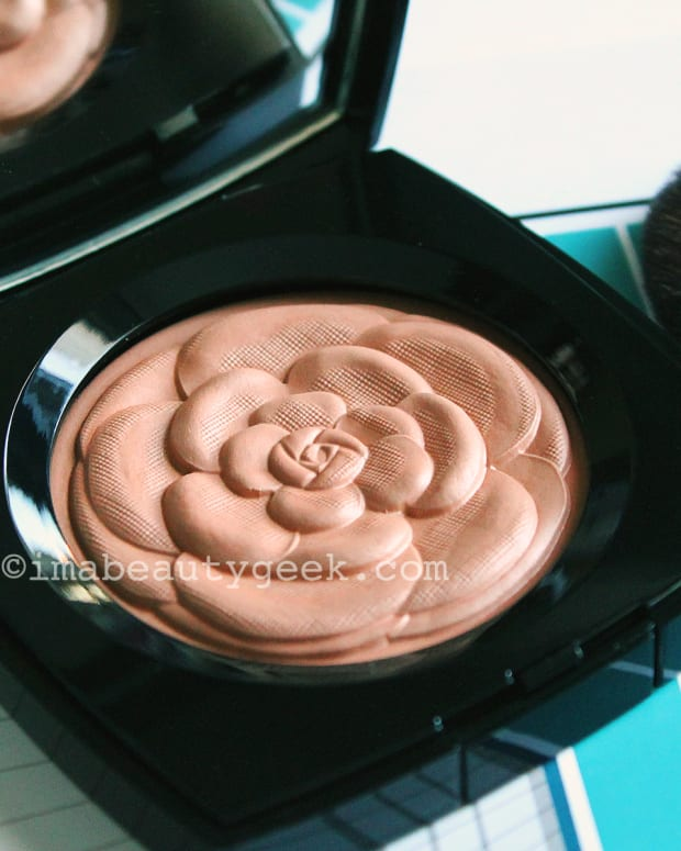 Chanel Lumiere d'Ete Illuminating powder_Collection Mediterranee 2015