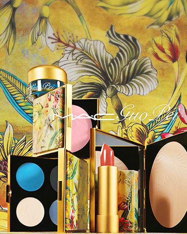 MAC Guo Pei makeup collection