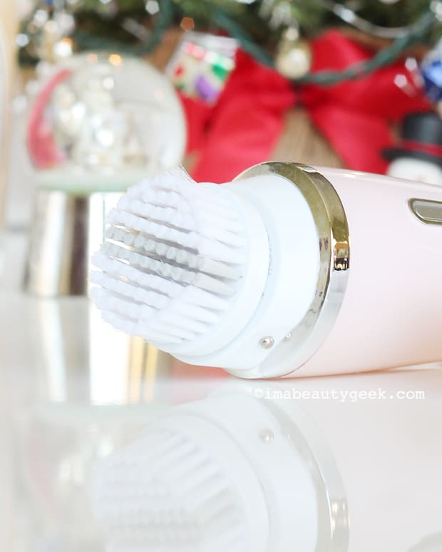 Philips PureRadiance Cleansing System review and giveaway