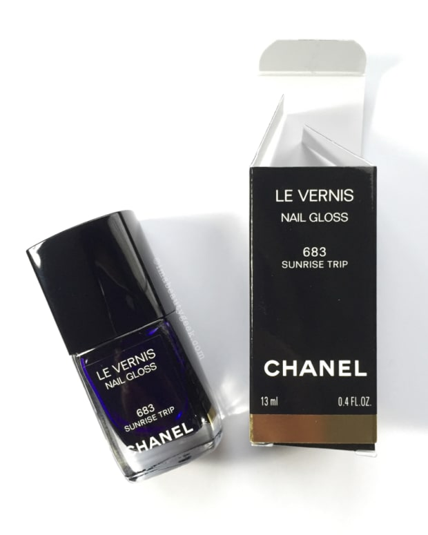 Chanel Sunrise Trip 683 Le Vernis_Chanel LA Sunrise Spring 2016