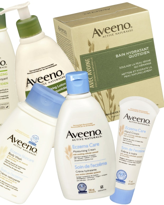 Aveeno Daily and Eczema Care giveaway!