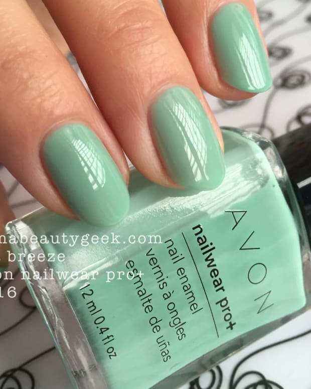 Avon Sea Breeze Nailwear Pro 2016 - Version 2
