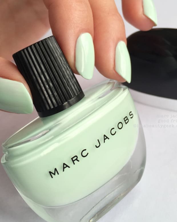 Marc Jacobs Nail Polish Spring 2016