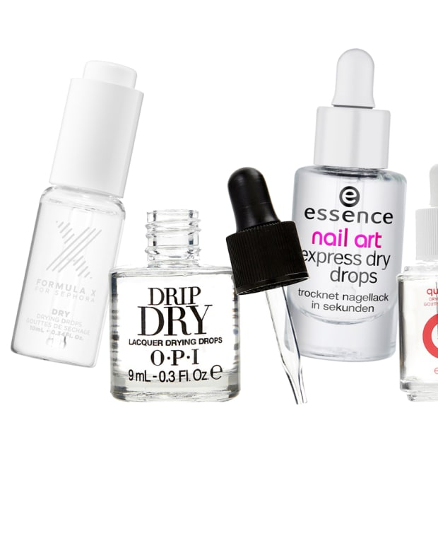 nail polish drying drops
