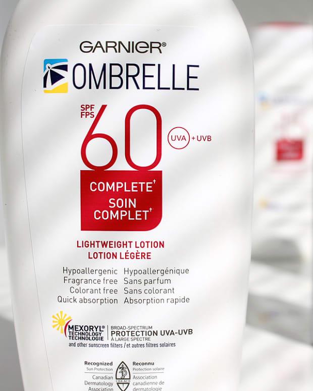 Garnier Ombrelle Complete Sunscreen