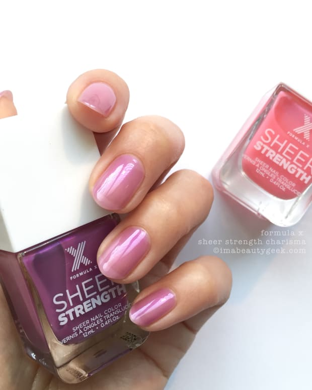 Formula X Sheer Strength Charisma_Sephora Formula X Sheer Strength