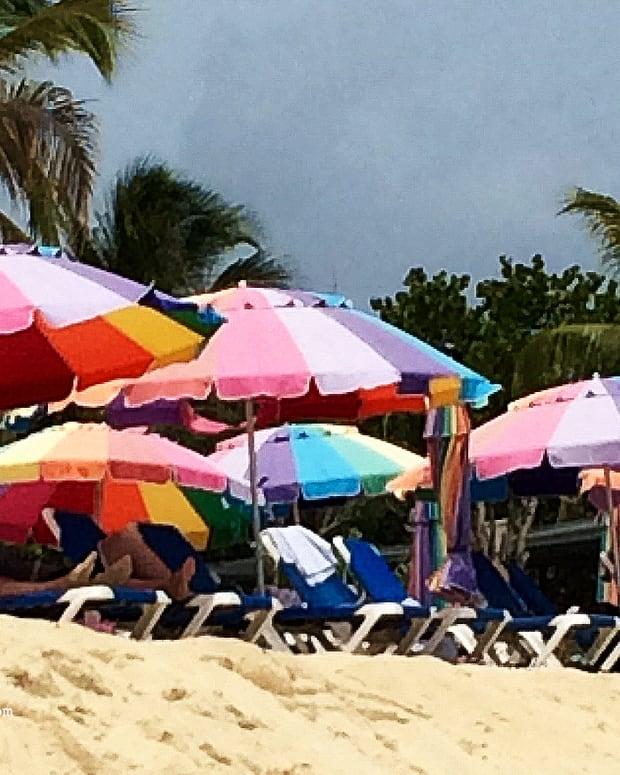 sunscreen true or false_Mullet Beach, St. Maarten