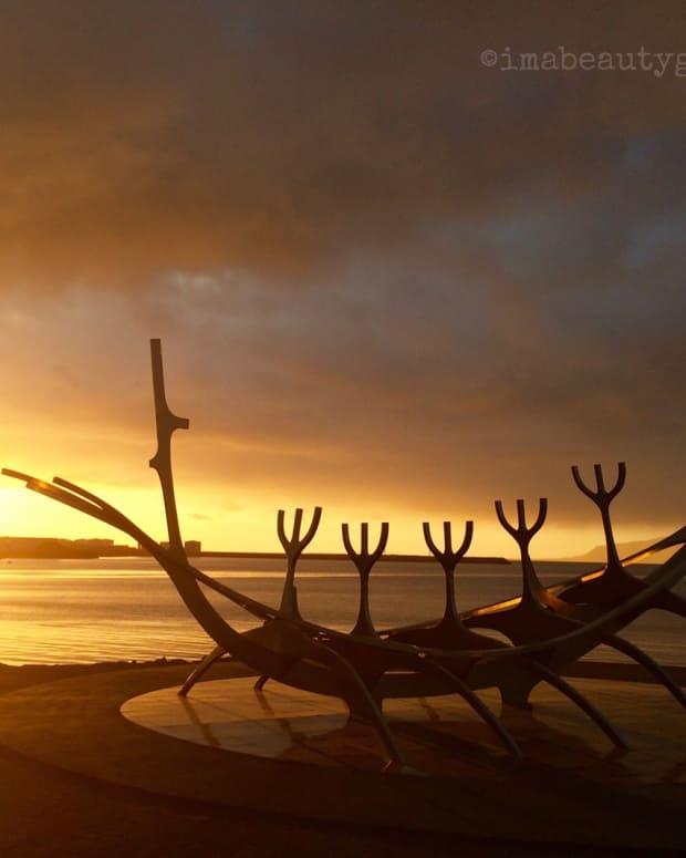 Sòlfar aka The Sun Voyager_Reykjavik, Iceland