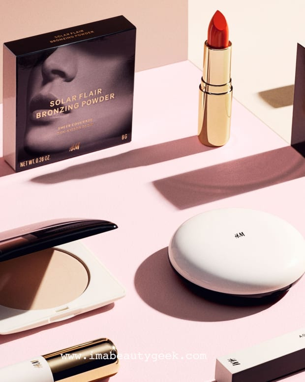 H&M Beauty collection makeup