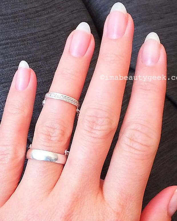wax or shave hairy knuckles_nails after 3.5 years of uv gel manicures