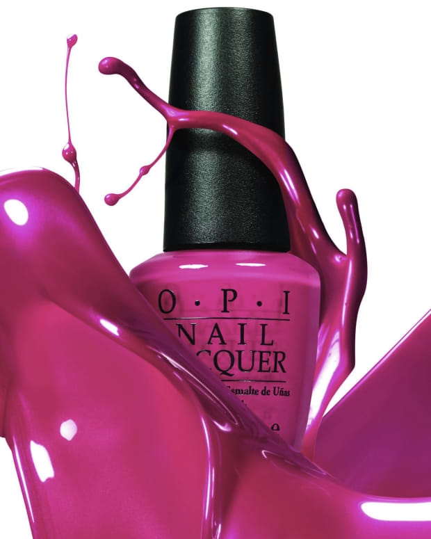 OPI at Hudson's Bay in Canada