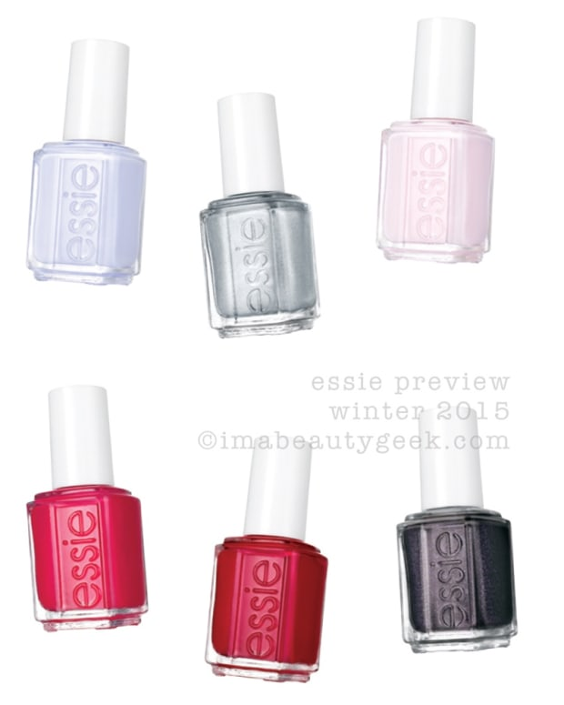 Essie Fall 2016 Preview – Fall for Japanese - Beautygeeks