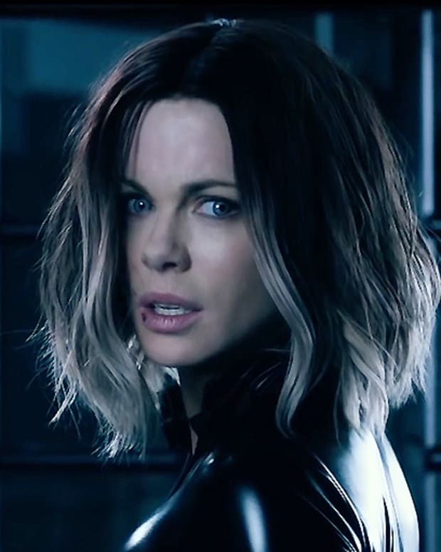 Kate Beckinsale's exact makeup in Underworld: Blood Wars
