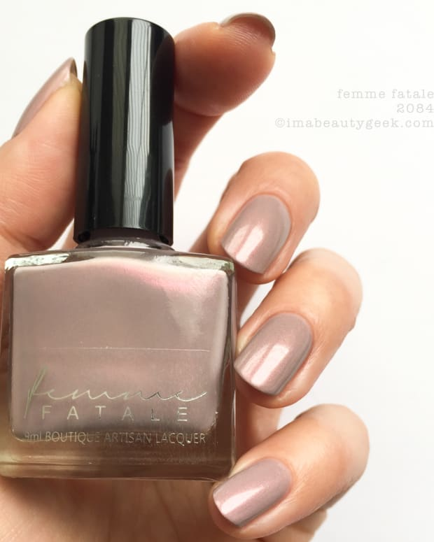 Femme Fatale 2084 Swatches Review