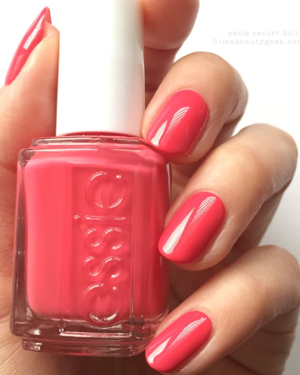 essie resort 2018 collection swatches amp review beautygeeks