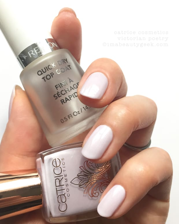 Catrice Royal Lavendera Polish_Victorian Poetry Collection 2016