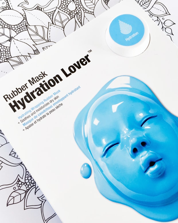 Dr. Jart Rubber Mask Hydration Lover sheet mask