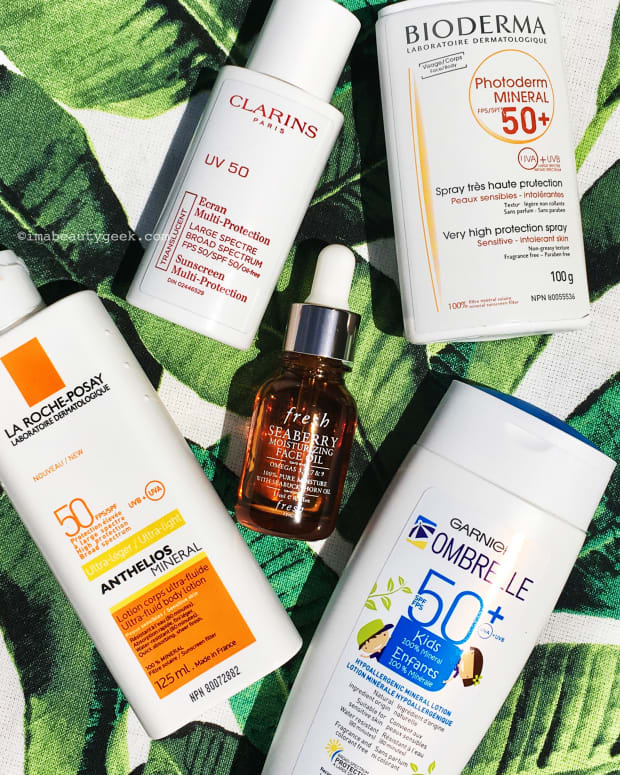 Don't add oil, or serum, or foundation to sunscreen, mineral or not; here's why.