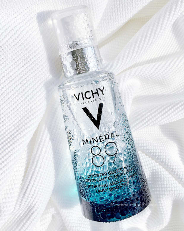 Vichy Mineral 89 Fortifying and Plumping Daily Booster