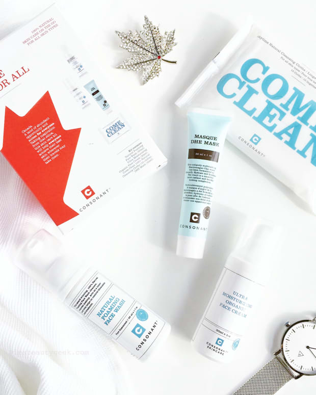 Consonant One for All skincare kit