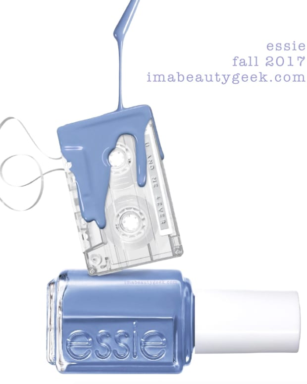 Essie Fall 2017 Collection Swatches Review