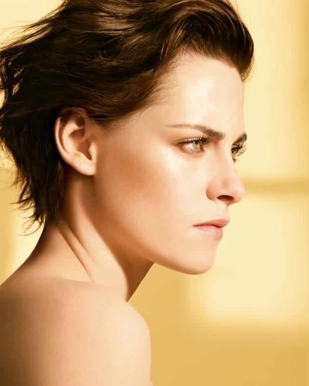 Gabrielle Chanel perfume ad visual w Kristen Stewart