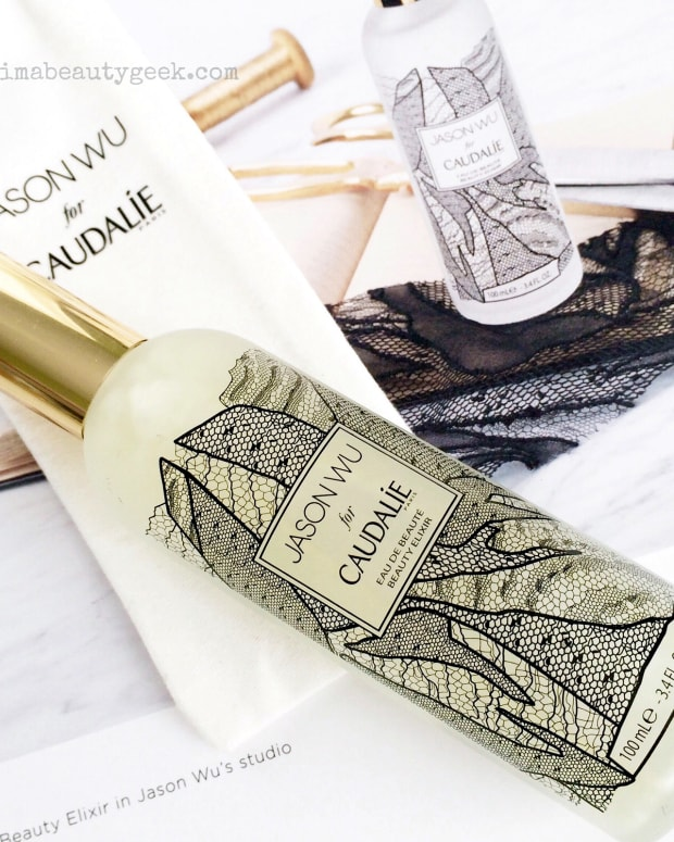 Jason Wu x Caudalie Beauty Elixir collector