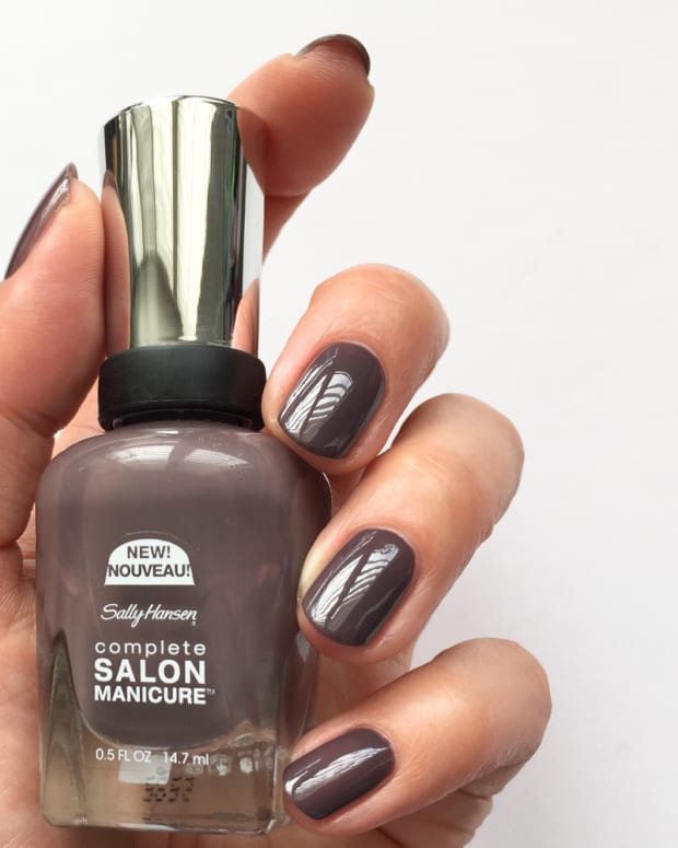 Sally Hansen Fall 2016 CSM Talk is Chic