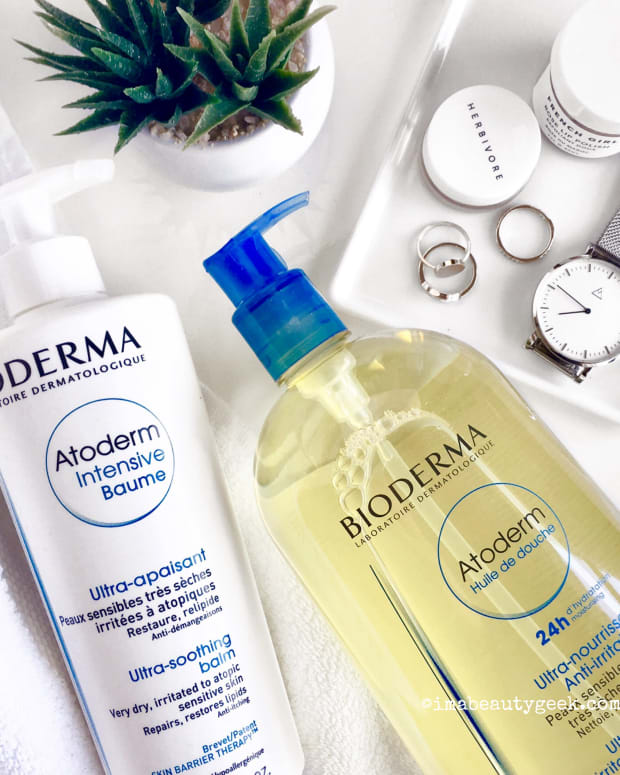Bioderma Atoderm care for very dry, irritated to atopic sensitive skin GIVEAWAY-beautygeeks