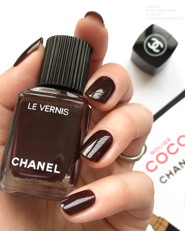 Chanel Le Vernis Spring 2018 Polish Shades + Limited Editions
